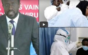 VIDEO - 07 cas positifs,113 guéris, 02 décès ce 08 Avril 2020 -  Situation du Jour
