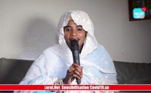 VIDEO - Aïda Faye mou Baye: Sensibiliser pour la lutte contre le Covid-19