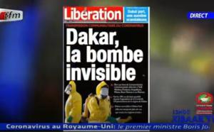 VIDEO - REPLAY Revue de Presse Pr MAMADOU MOUHAMED NDIAYE 10 Avril 2020