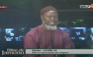 VIDEO / COVID-19: RÔLE ET RESPONSABILITÉ DES RELIGIEUX - DIINE AK DIAMONO DU 09 04 2020