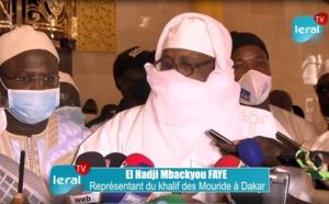 VIDEO - Distanciation, masques, réouverture de la mosquée Massalikoul Djinane: El Hadj Mbakiyou Faye sur les mesures barrières prises