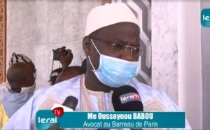 VIDEO - Etat d'urgence, Droits humains, Affaire de tarikhas au Sénégal...: Me Ousseynou Babou, avocat au Barreau de Paris, décrypte...