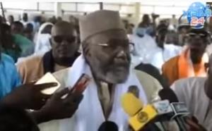 """VIDEO - Les vérités imparables d'un imam prononcées le jour de la korité; """"Gouvernement boudou wakh deugg...."""""""