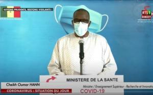 VIDEO - Reprise des cours le 02 Juin: Cheikh Oumar Hanne, Ministre de l'Enseignement Supérieur parle enfin !