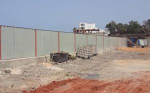 Bradage du littoral: La commune de Mermoz Sacré-Cœur arrête des travaux