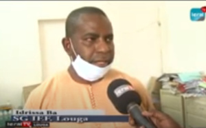 VIDEO - Le SGde l'IEF de Louga contredit Abdou Salam Fall du SELS: «On est satisfait du point de vue de l'organisation...»