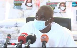 VIDEO - Mamadou Talla, Ministre de l'Education nationale remercie les enseignants d'avoir répondu à l'appel