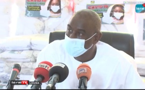 """""""Toutes les conditions sont bien réunies pour reprendre les cours le 02 juin.."""" (Mamadou Talla, Ministre de l'Education)"""