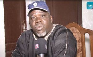 APRES SON ACCIDENT NDOYE BANE SE CONFIE A LERAL DANS UNE HOTEL DE OUROSOGUI
