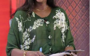 """Daba Ndiaye de la série """"Vip Sagnsé"""", en mode très classe !"""