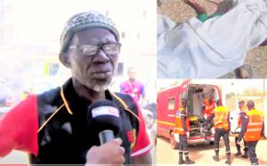 VIDEO - Parcelles Assainies: Un homme tombe et perd sa vie après quelques minutes: les témoins parlent !