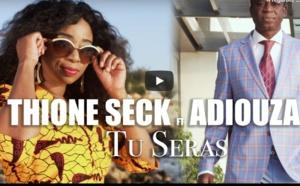 Thione Ballago Seck ft Adiouza - Tu Seras (Clip Officiel)