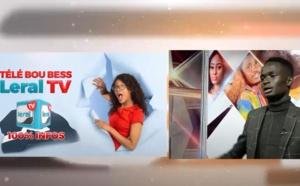 LERAL SHOW ACTUALITÉS  PEOPLE AU SENEGAL SUR LERAL TV CANAL 33 TNT
