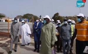 """VIDEO - """"Médina, Plateau ak Gueule Tapée am nagn assainissement wayé diafé diafé yi moy..."""" Directeur ONAS"""