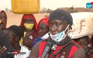 VIDEO - Pas d'eau ni de nourriture à Médina Salam, dans le département de Louga: La population en colère !