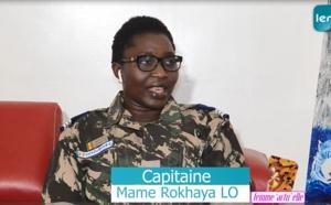 Première femme pilote du Sénégal : Mame Rokaya Lô dévoile les secrets de sa réussite (Vidéo)