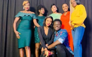 Guerre des télés: Après Adja Diallo, Katy Chimère, Ndèye Ndack et Bébé Sy rejoignent la 2STV