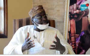 """Foncier / Abdoulaye Makhtar Diop, Grand Serigne de Dakar: """" C'est anormal qu'une seule personne puisse bénéficier de 100 hectares au Sénégal..."""" (Vidéo)"""