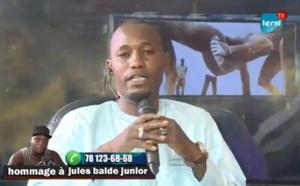FAXXAT EN DIRECT HOMMAGE A JULES BALDE JUNIOR
