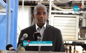 "Assainissement collectif: Lansana G. SAKHO, DG ONAS: ""La DER va appuyer..."""