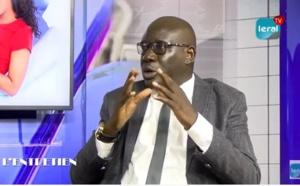 Complot au Cabinet du président de la République / Omar Ndiaye Angloma lâche une bombe (Vidéo)