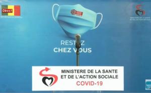 Le point de situation du Coronavirus au Sénégal de ce Samedi 11 Juillet 2020 (Vidéo)