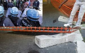 Rome: Maguette Niang meurt dans des circonstances floues, lors d'une descente de la police