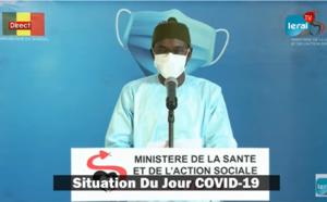 """Le point de situation du """"Coronavirus"""" au Sénégal de ce Dimanche 12 Juillet 2020 - LERAL TV"""