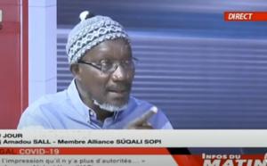 """Me Amadou Sall: « Le Pds fait partie de mon histoire et cela personne ne peut l'effacer…"""" (Vidéo)"""