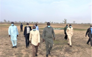 "Abdou Karim Fofana à Ndingler: ""je ne vous ai jamais demandé de laisser vos terres..."" (Vidéo)"
