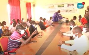 L'Association Ngoden Ngam Bametaaré de Thialy offre des produits sanitaires estimés à 5 millions