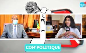 COM'POLITIQUE avec le Mr Samba SY, Ministre du travail du dialogue sociale et des relations institutionnelles