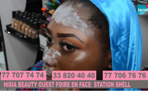 Maquillages, parfums, marques, soin du corps... HISIA BEAUTY OUEST FOIRE EN FACE STATION SHELL