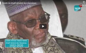 Vidéo- Décès du Khalife de Médina Baye: Naissance, vie et œuvre !