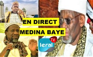 (REPLAY) - Revivez en intégralité l'Inhumation du défunt Khalife de Médina BAYE en duplex sur LERAL TV