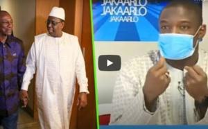 "Virus du 3e mandat - Pape Djibril Fall: ""Sénégal mom manoul wakh dara Alpha Condé ndakh..."