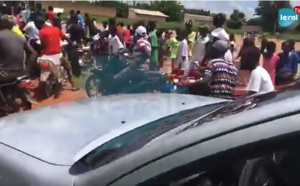 VIDEO/Tournée agricole de Macky Sall:  Le Président Macky Sall à l'étape de Sibassor