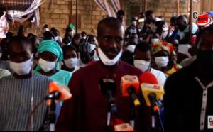 VIDEO/ Thiès: Le Regroupement des Tailleurs de la région réclament leurs 100 millions à Talla Sylla