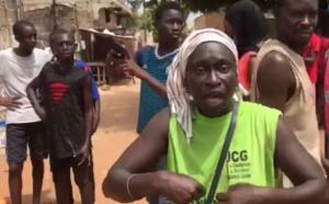 Une fille de 12 ans tuée par un camion, Sangalkam réclame la suppression du pesage