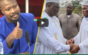 "Guy Marius Sagna sur le 3e mandat: ""Macky Sall meunouniouko may louniou mayoul Abdoulaye Wade"""