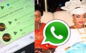 Urgent ! Audio fuité: Aïda Diallo réagit après son interdiction de séjour à Ngabou...