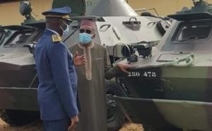 Armée Sénégalaise: Cérémonie de réception de 208 nouveaux véhicules (VIDEO)