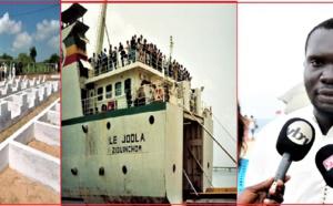 """Naufrage du bateau """"Le Joola"""": 18 ans après la catastrophe, les familles des victimes s'en souviennent toujours (Reportage LERAL)"""