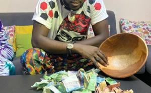 "VIDEO - 1er jour de Maadial: Abba récolte une somme colossale, ""4 millions ak nagg la wara yobou sinon..."""