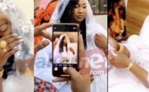 Mariage de Salma de la Sent Tv: les images !