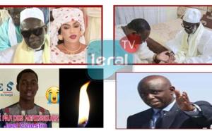 Cité Claudel, l'étudiant agressé perd la vie; Mansour Faye; OFNAC; Sokhna Aïda; Macky Sall à Touba; Dame Diop...