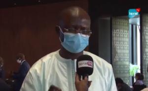 """VIDEO/ Modou Diagne Fada, DG SONACOS: """"Le plan de résilience économique à porté ses fruits"""""""