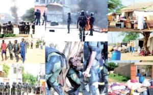 VIDEO / Cité Terme Sud de Ouakam: Les populations expulsées, réclamant justice, se désolent de leur sort