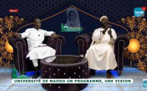 Université de Maodo un programme, une vision ( Gamou en ligne 2020 )