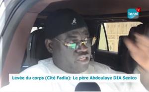 VIDEO / Levée du corps du père d'Abdoulaye Dia Senico: Le défunt, fut un modèle de père...